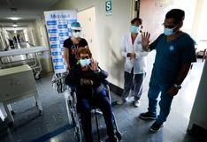 COVID-19: 1685 personas fueron dadas de alta este miércoles 13 de octubre en Perú
