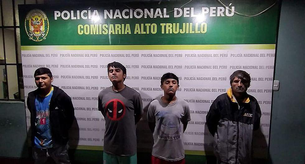 Detienen a 453 personas por romper la cuarentena en La Libertad (FOTOS)