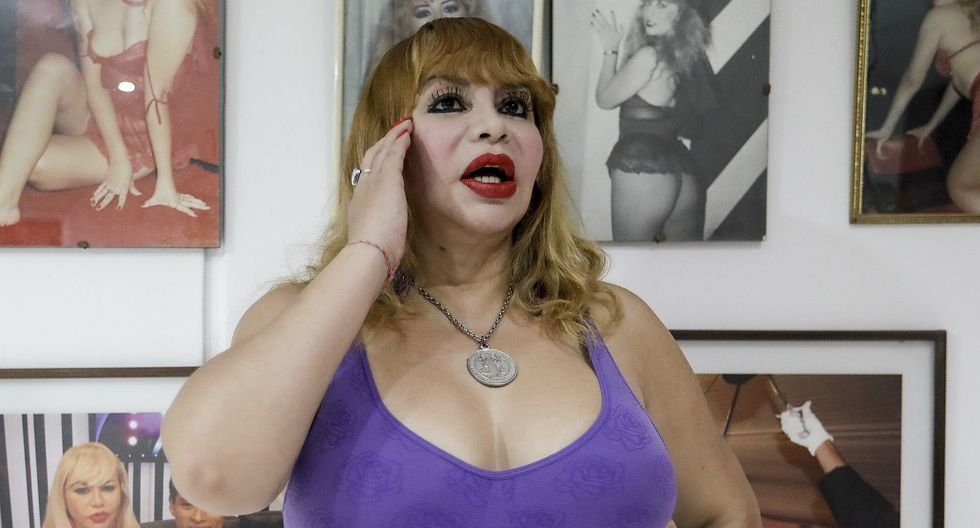 Susy Díaz revela que congresista intentó violarla cuando fue parlamentaria