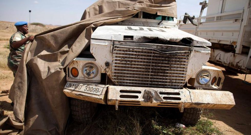 Sudán: Dos cascos azules mueren en un ataque en Darfur