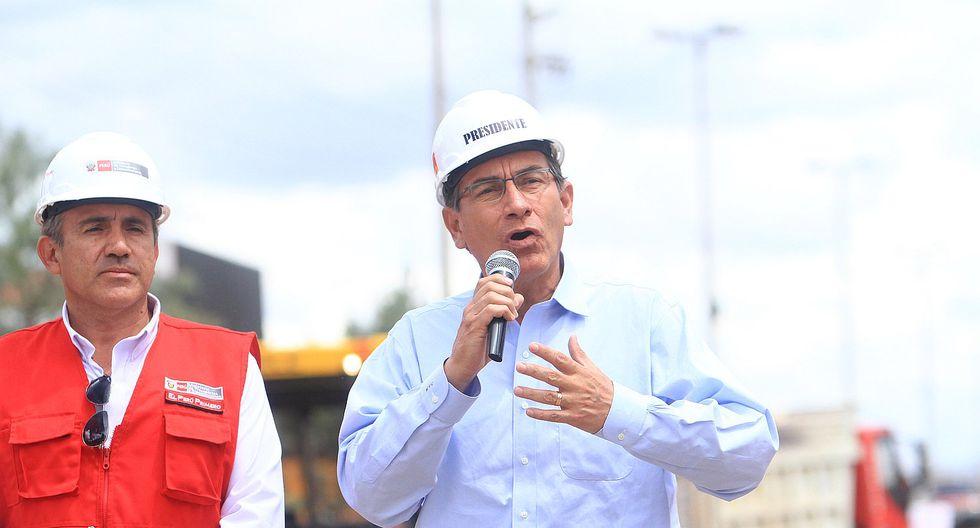 Martín Vizcarra: Denuncia sobre pago a consorcio fue archivada dos veces