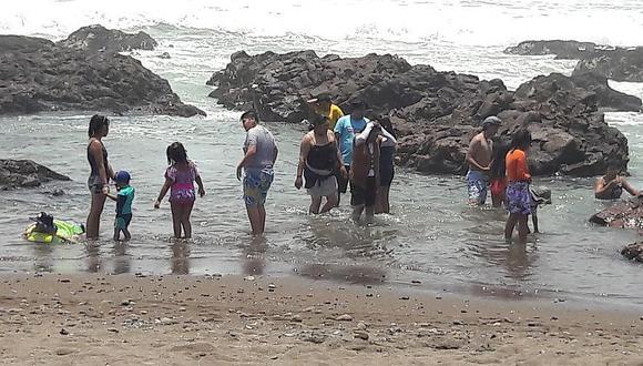 Solo ocho playas son saludables para los bañistas