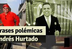 'Chibolín' se va a TV Azteca: las frases más recordadas que deja en la televisión peruana