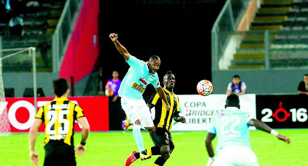 Copa Libertadores: Sporting Cristal enfrenta a Peñarol