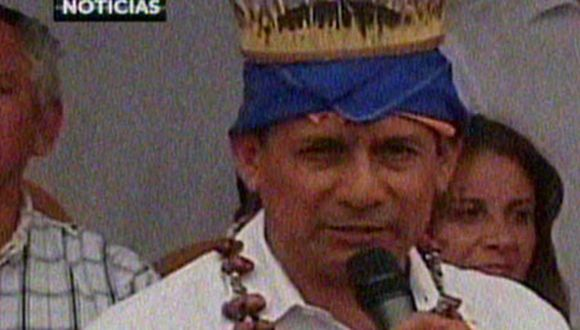 """Humala: """"Nadie puede inhibirse de la lucha contra la desnutrición"""""""