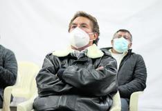 Virtual congresista de Junín David Jiménez, se encuentra en aislamiento por haber contraído COVID-19