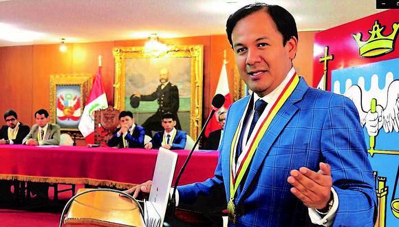 Denuncian al alcalde de Piura por el caso del Grifo STL