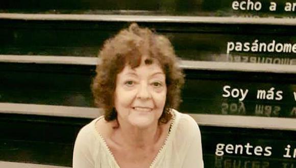 Mihaela Radulescu, distinguida cuidadora del arte falleció este miércoles. (Foto: Facebook Mihaela Radulescu)