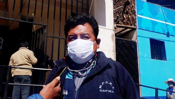 Juliaca: Grupo de comerciantes mayoristas se resisten a dejar las calles