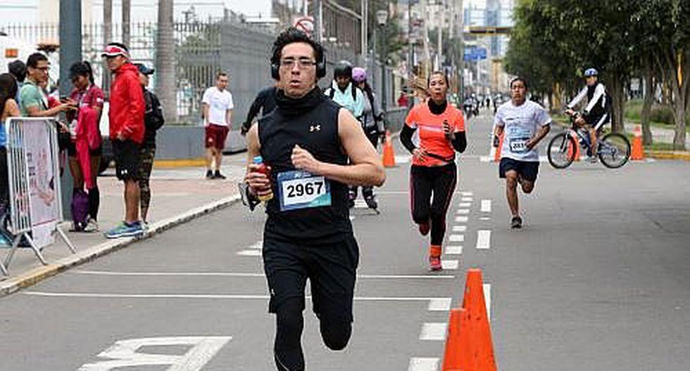 "Este domingo se realiza la competencia ""Lima Corre 5K contra la trata de personas"""