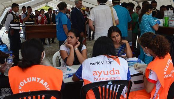Perú: Casi 10 mil inmigrantes venezolanos recibieron ayuda humanitaria en los últimos 6 meses