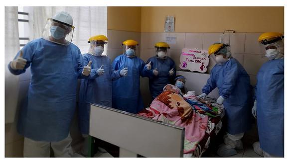 Más de 1200 madres dieron a luz durante la pandemia en hospital de EsSalud Huánuco (Foto: Archivo)