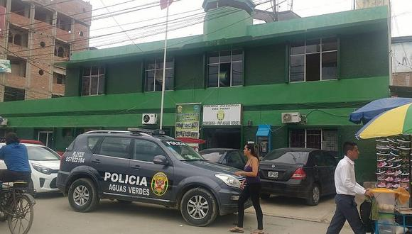 Extranjero mata a hombre en el distrito de Aguas Verdes
