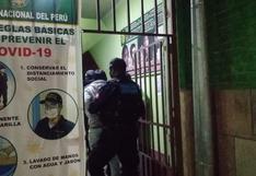 Juliaca: Casi linchan a presunto ladrón por robar celular