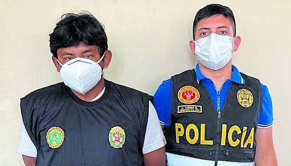 Arrestan a presunto asesino de policía