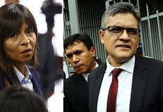 """Abogada de Keiko Fujimori indica que pedido del fiscal José Domingo Pérez """"carece de toda base legal y fáctica"""""""