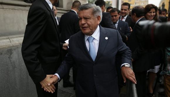 César Acuña (Foto: Anthony Niño de Guzmán / GEC)