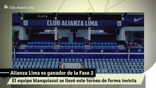 Alianza Lima en la final: así fueron las victorias del equipo 'blanquiazul'