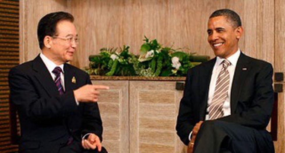 Obama pide a China establecer reglas claras en inversión y comercio