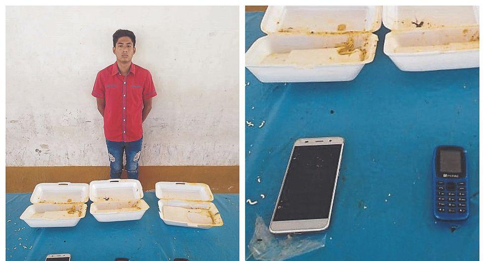 Tumbes: Intentan ingresar celulares al penal