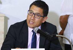 """Amado Enco espera que """"la JNJ agilice evaluación de magistrados comprometidos en Los Cuellos Blancos"""""""