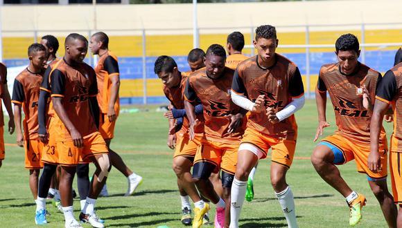 Ayacucho FC ultima detalles para el duelo contra Alianza Atlético