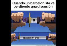 Barcelona vs. Valladolid: mira los mejores memes que dejó el triunfo del equipo de Messi (FOTOS)