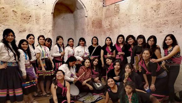 Las agrupaciones Cori Warmi y Jallalla Warmis Sikuris son algunas de las que cultivan esta música. (Foto: Difusión)