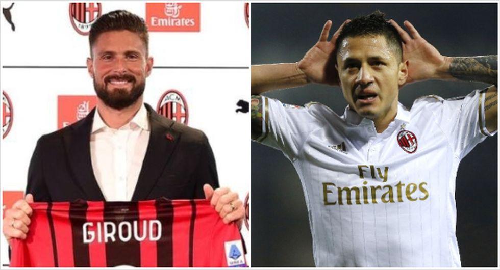 Los últimos 20 jugadores con la '9' en AC Milan. (Foto: AFP / AC Milan)