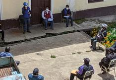 Luego de agresiones en Castillapata, autoridades solucionan problema y reabren centro de salud