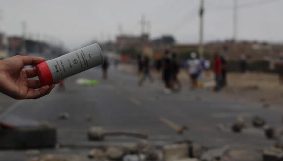 Según informe de OjoPúblico la pericia arrojó que el efectivo Hoyos Agip utilizó su arma, y los proyectiles guardan relación con la munición que se halló en el cuerpo de Jorge Muñoz.