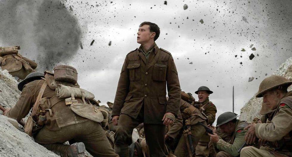 Sam Mendes realiza un meticuloso tributo a los soldados desconocidos de la Primera Guerra Mundial. (Foto: Difusión)