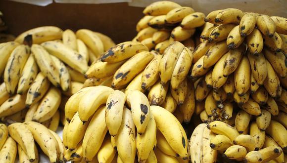 La producción peruana de plátano y banano se exporta actualmente a más de 20 mercados internacionales, segun el Midagri. (Foto: GEC)