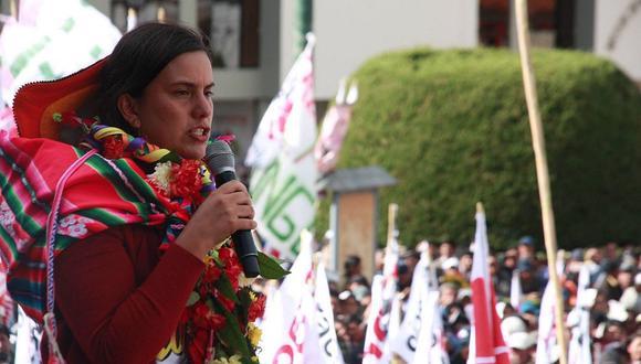 Elecciones 2016: Verónika Mendoza ratifica que subira sueldo mínimo a S/ 1000