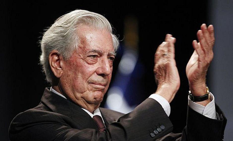 """Vargas Llosa: """"lo de Venezuela es una dictadura que se va a terminar pronto"""""""