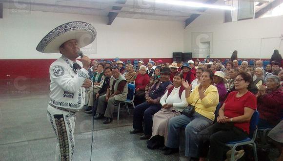Población de ancianos se incrementa en Tacna