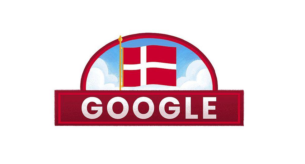 Google celebra el Día Nacional de Dinamarca