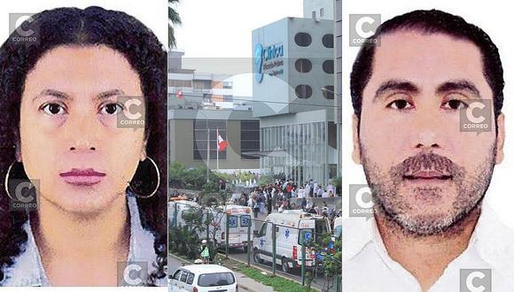 Policía confirma que hermanos son los responsables de explosiones en clínica Ricardo Palma (FOTOS)