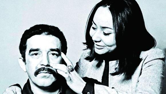 Mercedes Barcha y Gabo, el mejor equipo