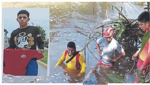 Agentes de Búsqueda y Rescate encontraron el cuerpo flotando en el río Huallaga que pasa por el distrito de San Rafael.