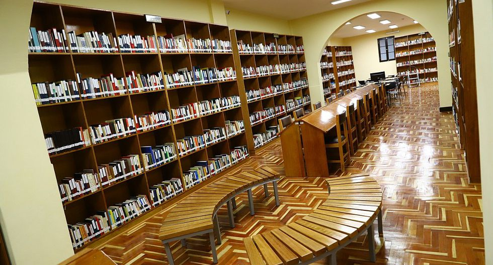 Biblioteca Municipal de Cusco fue entregada luego de remodelación (FOTOS)