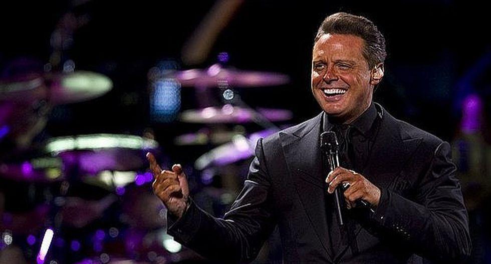 Luis Miguel es el cantante que más entradas vendió en Latinoamérica