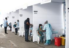 Más de 233 900 peruanos recibieron primera dosis de la vacuna de Sinopharm