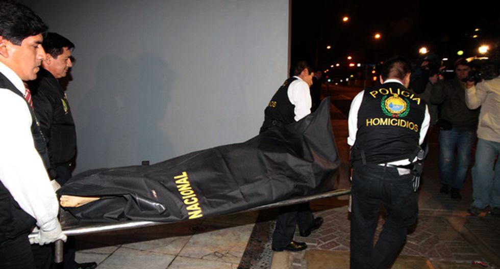 Asesinan a sujeto en hostal de Santa Anita