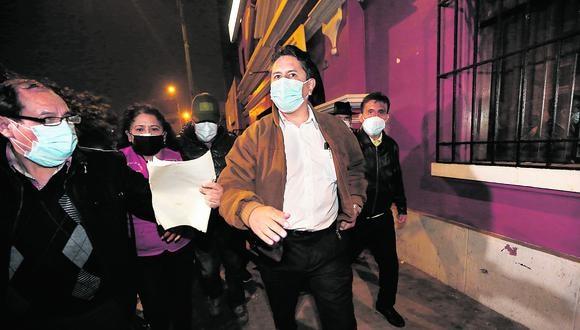 Ministros comienzan a tomar posiciones por enfrentamiento entre Torres y el líder de Perú Libre. (Fotos: Jorge Cerdan/@photo.gec)