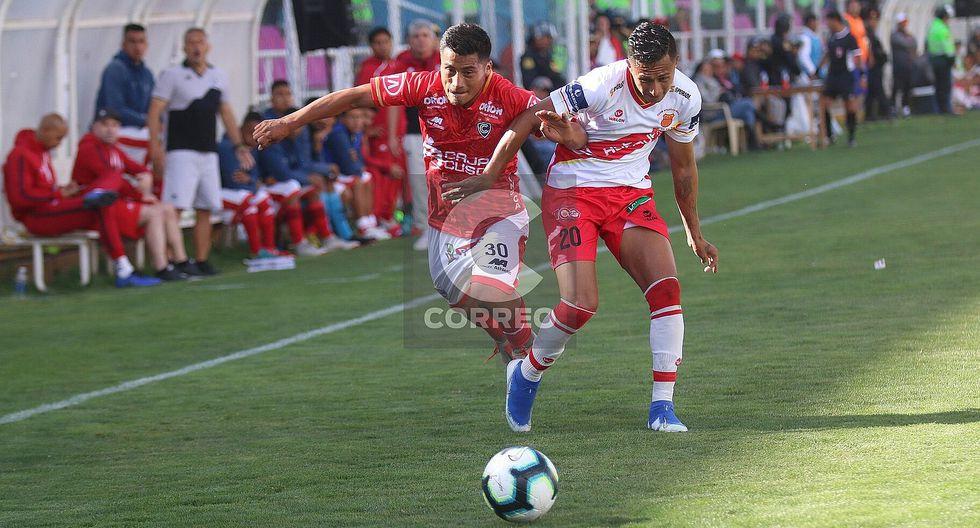 Cienciano golea 4-0 al Grau y trepa a la punta de la Liga 2 (FOTOS)