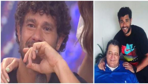 Yaco Eskenazi se conmueve en programa vivo al recordar a su papá  (Foto: captura)