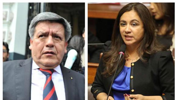 Marisol Espinoza evaluará si forma parte de la agrupación de César Acuña