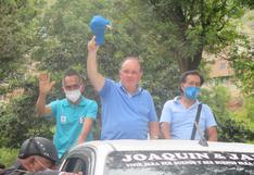 Candidato de López Aliaga ejecuta millonario puente de 52 millones de soles