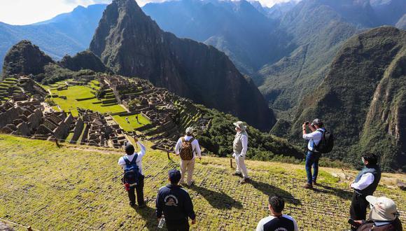 Según el MTC el tráfico de pasajeros al Cusco en febrero fue 89,8% menor respecto al año pasado. (Foto: El Comercio)